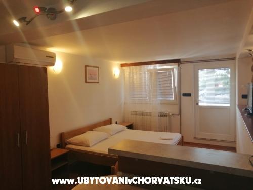 Apartmány Dado - Starigrad Paklenica Chorvátsko