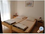 Appartements Krešo - Starigrad Paklenica Kroatien