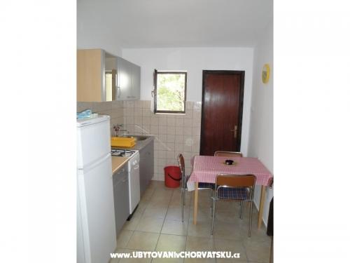 Apartmaji Kre�o - Starigrad Paklenica Hrva�ka
