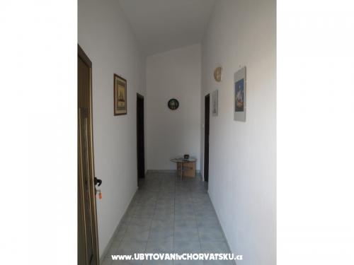 апартаменты Kre�o - Starigrad Paklenica Хорватия
