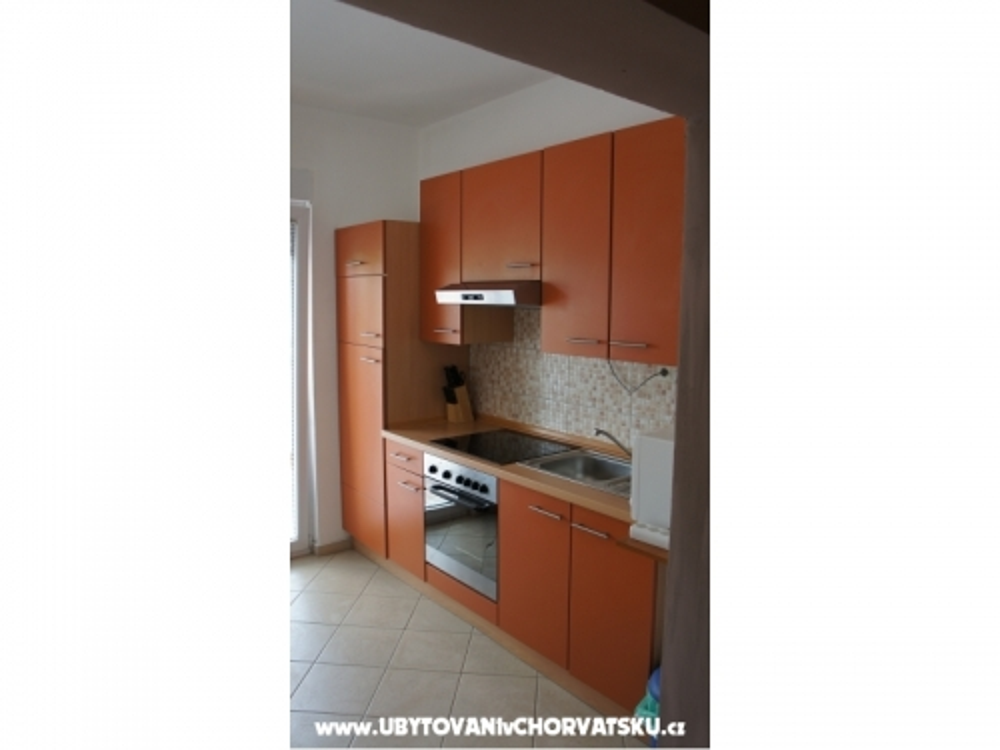 Apartmanok Argyruntum - Starigrad Paklenica Horv�torsz�g