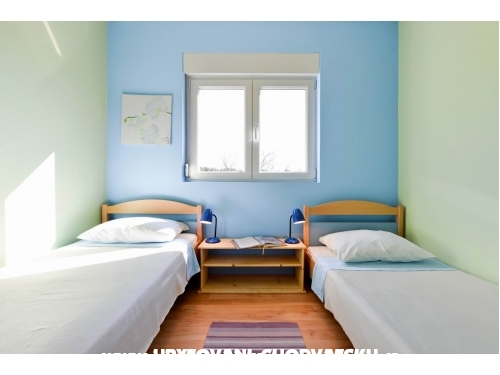 Apartmanok Paklina - Starigrad Paklenica Horvátország