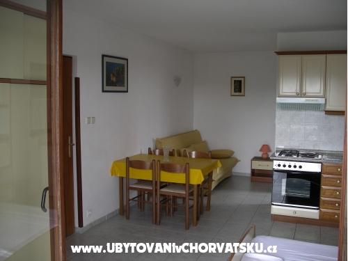 Apartmány Villa Nina - Starigrad Paklenica Chorvatsko