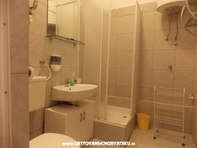 Aurora апартаменты - Starigrad Paklenica Хорватия