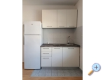 Apartmány Bosi i Goli - Starigrad Paklenica Chorvatsko