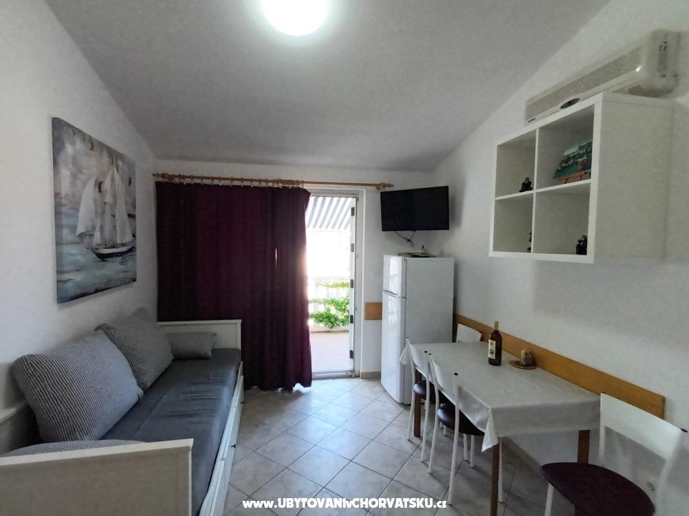 Apartmány Bosi i Goli - Starigrad Paklenica Chorvátsko