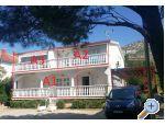Apartmány Bosi i Goli - paklenica Chorvátsko
