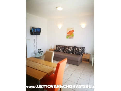Apartmanok koko-seline - Starigrad Paklenica Horvátország