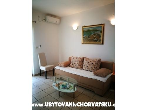 Apartmani koko-seline - Starigrad Paklenica Hrvatska