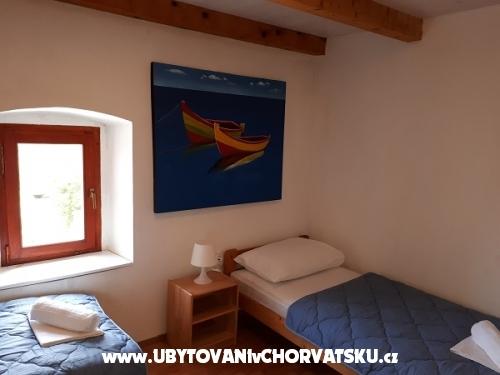 Apartmaji Drage - Pakoštane Hrvaška