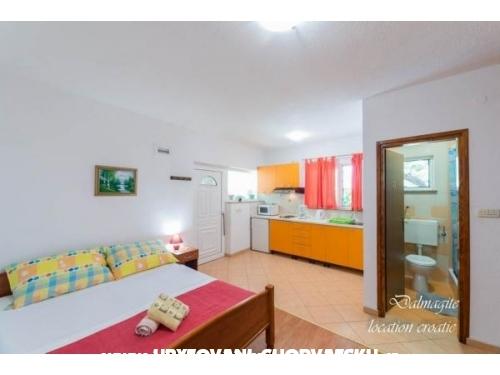 Apartmány Ana - Pakoštane Chorvatsko