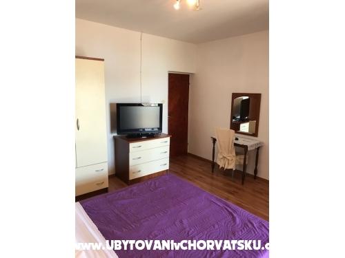 Apartmány Andrejka - Pakoštane Chorvatsko