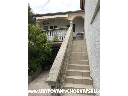 Apartmanok Andrejka - Pakoštane Horvátország