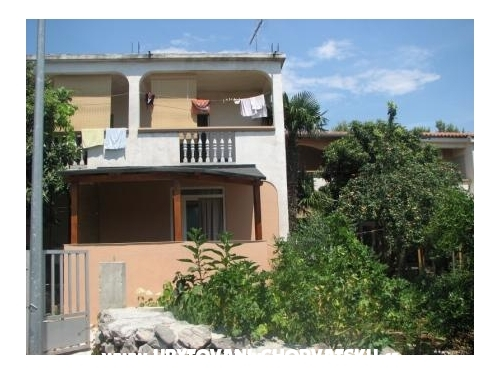 Apartmaji Anka - Pakoštane Hrvaška