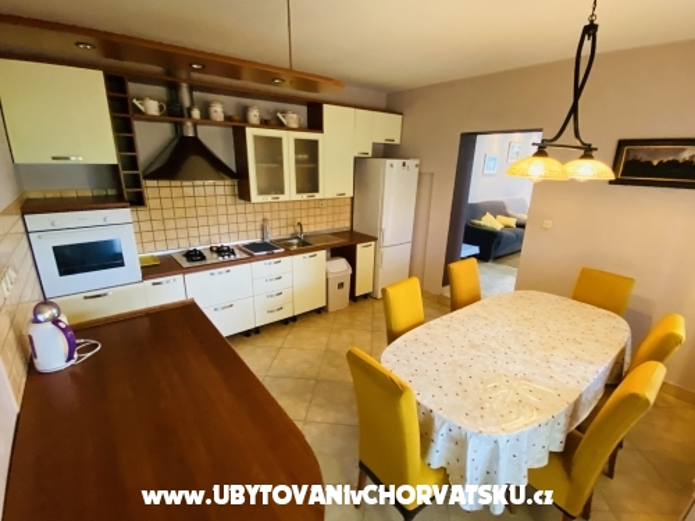 Apartmány Anka - Pakoštane Chorvatsko