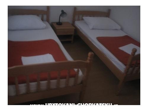 Апартаменты Anka - Пакоштане Хорватия