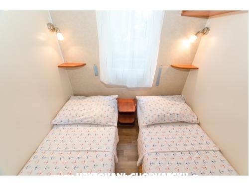 Apartmány Ante - Pakoštane Chorvatsko