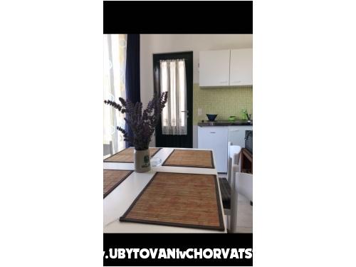 апартаменты Ba�kov - Pako�tane Хорватия