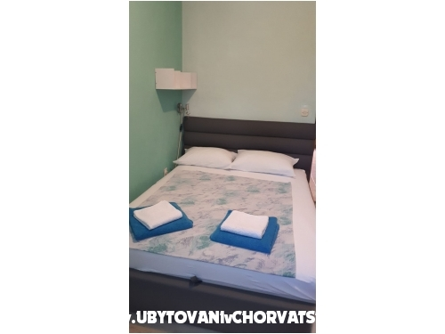 Apartmány Bepo - Pakoštane Chorvatsko