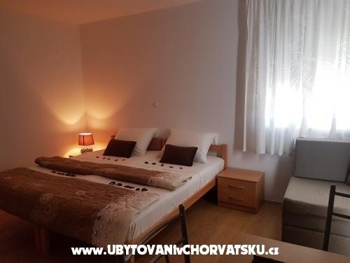 Apartmány Biba - Pakoštane Chorvatsko
