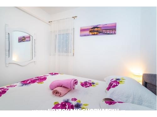 Apartmaji Bistra - Pakoštane Hrvaška