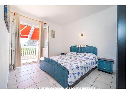 Appartements Bistra - Pakoštane Kroatien