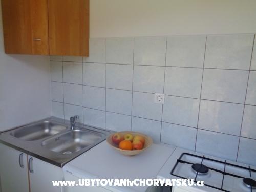 Apartmány Davor - Pakoštane Chorvatsko