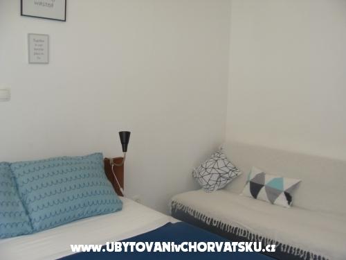 Apartmány Ivan i Nikola - Pakoštane Chorvatsko