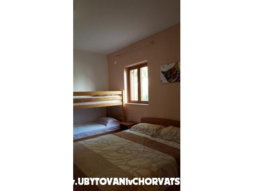 Apartmány IVANKA - Pakoštane Chorvatsko