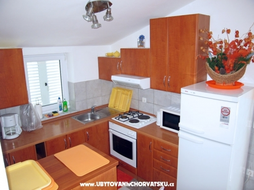Apartmány Jadranka - Pakoštane Chorvátsko