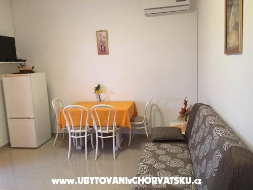 Apartmány Jasa - Pakoštane Chorvatsko