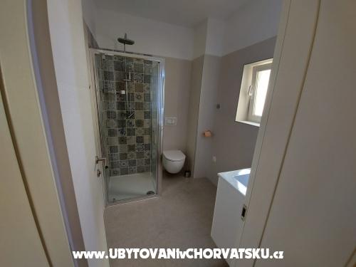 Apartmány Kaliger - Pakoštane Chorvatsko