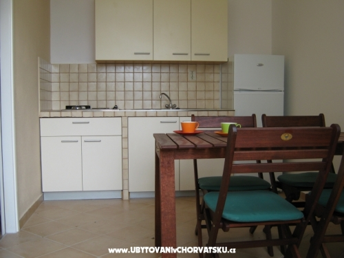 Apartmány Ksenija - Pakoštane Chorvatsko