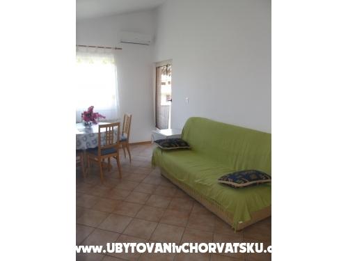 Appartements Kukin - Pakoštane Croatie