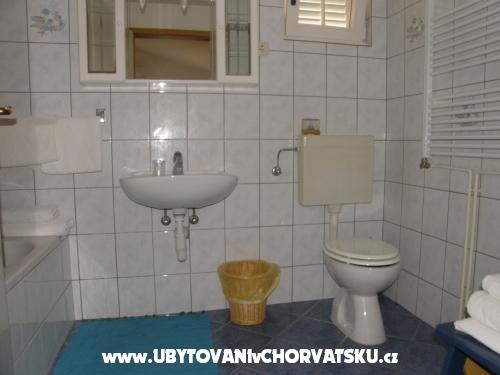 Apartmanok Kukin - Pakoštane Horvátország
