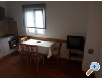 Appartements Kukin - Pakoštane Kroatien