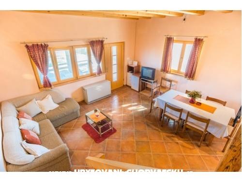 Апартаменты Kukin - Пакоштане Хорватия