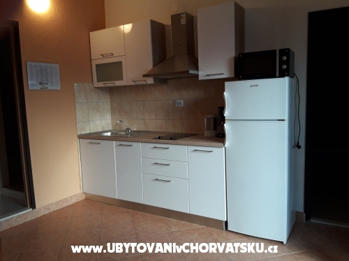 Apartm�ny Ljubica - Pako�tane Chorvatsko