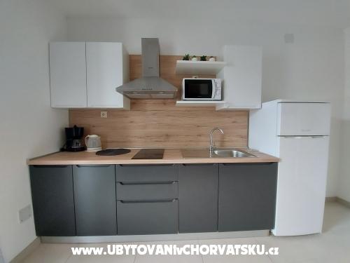 Apartmani Ljubica - Pakoštane Hrvatska