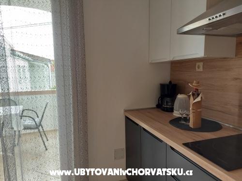 Apartmány Ljubica - Pakoštane Chorvátsko
