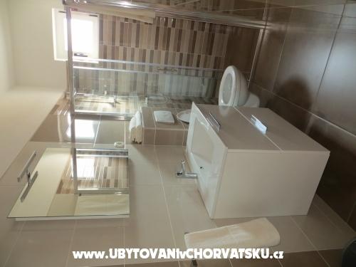 Apartmány Lucija - Pakoštane Chorvatsko