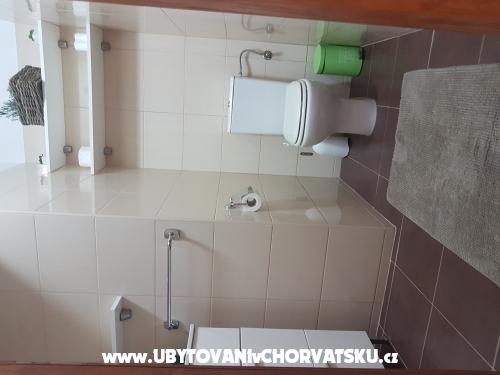 Apartmány Mara - Pakoštane Chorvatsko