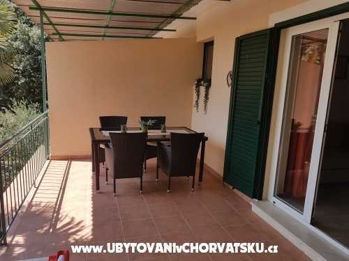 Apartmani Mara - Pakoštane Hrvatska