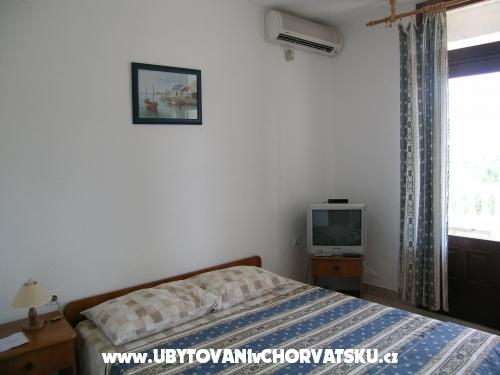Apartmány Marijan - Pakoštane Chorvatsko