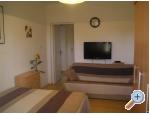 Appartements Mario - Pakoštane Kroatien
