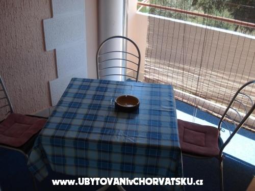 Apartmanok Milan Dragutin Čudina - Pakoštane Horvátország