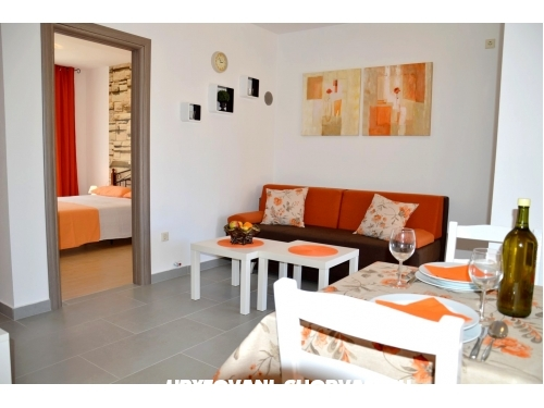 Appartements Monika - Pako�tane Croatie