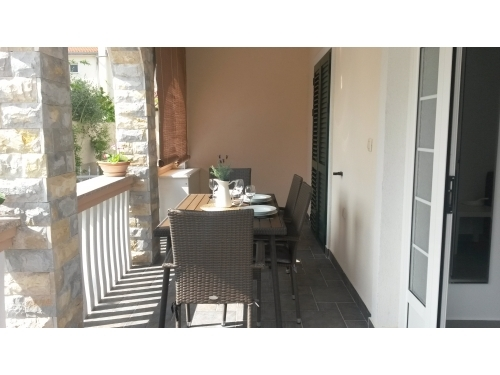 Appartements Monika - Pakoštane Croatie