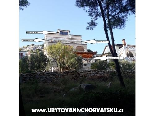 Apartmani Nakić - Pakoštane Hrvatska