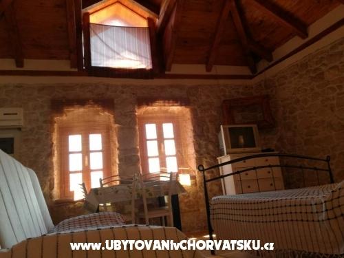 Apartmány Paula & Karla - Pakoštane Chorvátsko